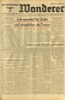 Der Oberschlesische Wanderer, 1943, Jg. 116, Nr. 245