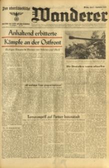 Der Oberschlesische Wanderer, 1943, Jg. 116, Nr. 256
