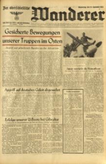 Der Oberschlesische Wanderer, 1943, Jg. 116, Nr. 262