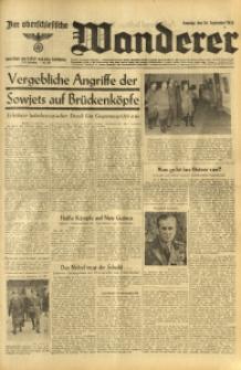 Der Oberschlesische Wanderer, 1943, Jg. 116, Nr. 265