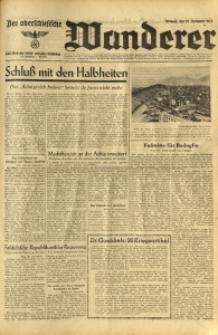 Der Oberschlesische Wanderer, 1943, Jg. 116, Nr. 268