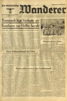 Der Oberschlesische Wanderer, 1943, Jg. 116, Nr. 286