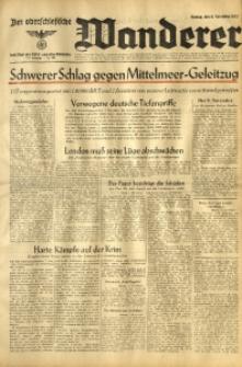 Der Oberschlesische Wanderer, 1943, Jg. 116, Nr. 308