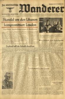 Der Oberschlesische Wanderer, 1943, Jg. 116, Nr. 313