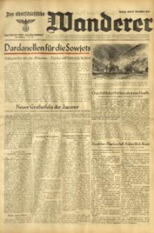 Der Oberschlesische Wanderer, 1943, Jg. 116, Nr. 315