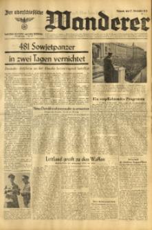 Der Oberschlesische Wanderer, 1943, Jg. 116, Nr. 317