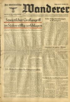 Der Oberschlesische Wanderer, 1943, Jg. 116, Nr. 322