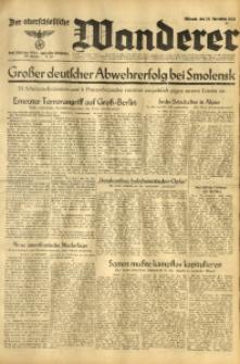 Der Oberschlesische Wanderer, 1943, Jg. 116, Nr. 324