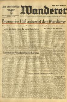Der Oberschlesische Wanderer, 1943, Jg. 116, Nr. 329
