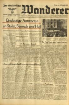 Der Oberschlesische Wanderer, 1943, Jg. 116, Nr. 350