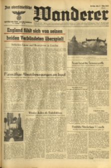 Der Oberschlesische Wanderer, 1944, Jg. 117, Nr. 76