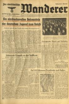 Der Oberschlesische Wanderer, 1944, Jg. 117, Nr. 86