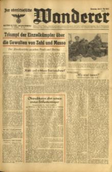 Der Oberschlesische Wanderer, 1944, Jg. 117, Nr. 127