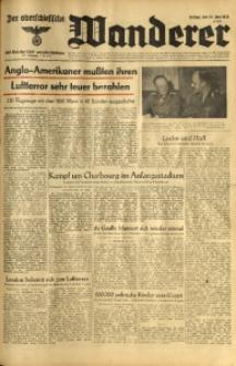 Der Oberschlesische Wanderer, 1944, Jg. 117, Nr. 171
