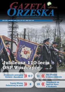 Gazeta Orzeska, 2017, nr5 (251)