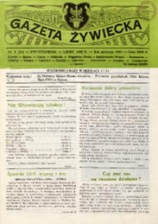 Gazeta Żywiecka, 1992, nr 8 (44)