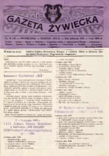 Gazeta Żywiecka, 1992, nr 10 (46)