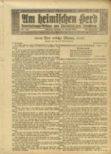 Am Heimischen Herd, 1920, Jg. 93, Nr. 174