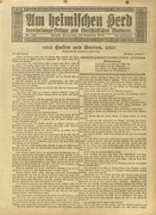 Am Heimischen Herd, 1920, Jg. 93, Nr. 272