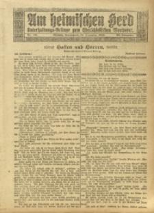 Am Heimischen Herd, 1920, Jg. 93, Nr. 291