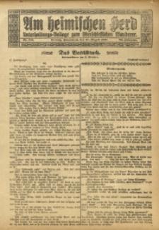 Am Heimischen Herd, 1921, Jg. 94, Nr. 196