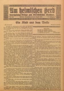 Am Heimischen Herd, 1922, Jg. 94, Nr. 185