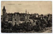 Plawniowitz. Schloss