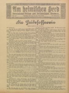 Am Heimischen Herd, 1923, Jg. 95, Nr. 121