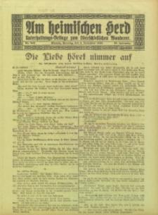 Am Heimischen Herd, 1923, Jg. 95, Nr. 255