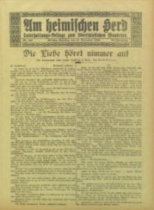 Am Heimischen Herd, 1923, Jg. 95, Nr. 267