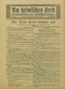 Am Heimischen Herd, 1923, Jg. 95, Nr. 278