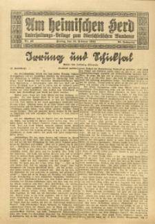 Am Heimischen Herd, 1924, Jg. 96, Nr. 39