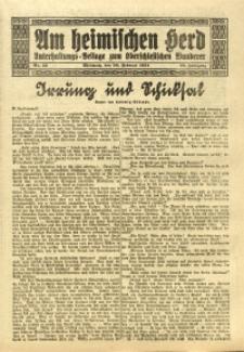 Am Heimischen Herd, 1924, Jg. 96, Nr. 43
