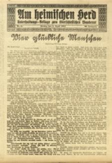 Am Heimischen Herd, 1924, Jg. 96, Nr. 81