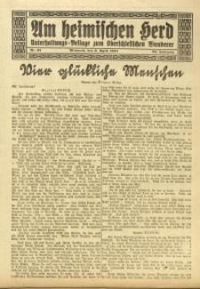Am Heimischen Herd, 1924, Jg. 96, Nr. 85