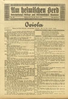 Am Heimischen Herd, 1924, Jg. 96, Nr. 93
