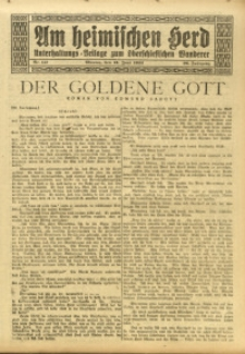 Am Heimischen Herd, 1924, Jg. 96, Nr. 141