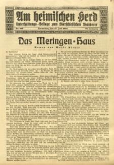 Am Heimischen Herd, 1924, Jg. 96, Nr. 166