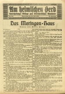 Am Heimischen Herd, 1924, Jg. 96, Nr. 172