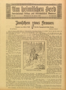 Am Heimischen Herd, 1925, Jg. 97, Nr. 23
