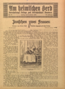 Am Heimischen Herd, 1925, Jg. 97, Nr. 31
