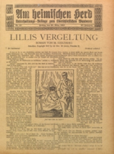 Am Heimischen Herd, 1925, Jg. 97, Nr. 67