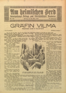 Am Heimischen Herd, 1925, Jg. 97, Nr. 119