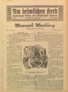 Am Heimischen Herd, 1925, Jg. 97, Nr. 161