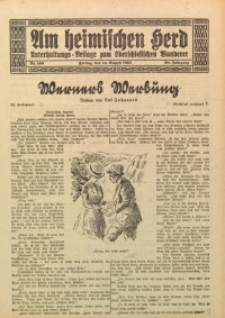 Am Heimischen Herd, 1925, Jg. 97, Nr. 188