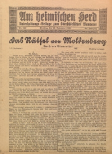 Am Heimischen Herd, 1925, Jg. 97, Nr. 263