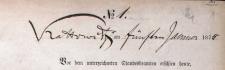 Urząd Stanu Cywilnego w Katowicach 1875, księga urodzeń Tom I; nr 1-334