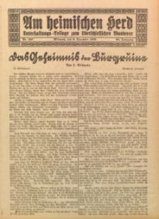 Am Heimischen Herd, 1925, Jg. 97, Nr. 287