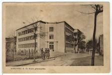 Lubliniec G. Śl. Bursa gimnazjalna
