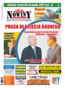 Nowiny Nyskie 2017, nr 32.